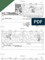 Harvey Beaks storyboard test (Molly Flood)