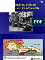 Czechoslovakian Problem and Its Aftermath 2011 Part 1 (1)