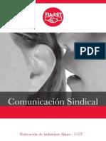 COMUNICACIÓN SINDICAL