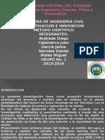 Universidad Central Del Ecuador_trabajo Final