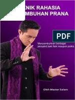 Teknik Rahasia Penyembuhan Prana