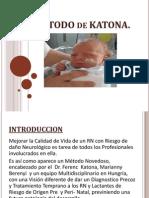 Metodo de Katona - REHABILITACION