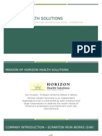 horizon health solutions-final group project