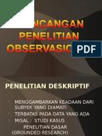 (7) RANCANGAN PENELITIAN OBSERVASIONAL.pptx