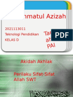 POWERT POINT AZIZAH tekpendd smtr 5.pptx