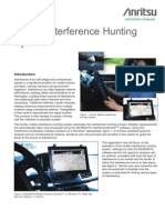 Mobile Interference Hunting System Customer Presentation Feb 2015
