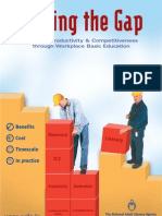 Closing the Gap - Boosting Productivity and Competitiveness