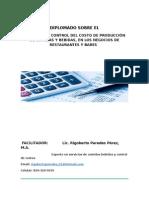 DIPLOMADO de Control de Costos de a y B. Capitulo I 30-10-15 (1)
