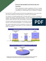 1 Capitulo 1 Balance y Principales Indicadores 2013