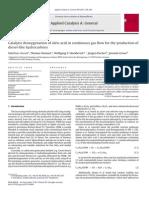 Catalyst (Oleic Acid) - Pd-C