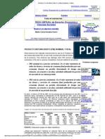 Producto Interno Bruto (Pib) Nominal y Real