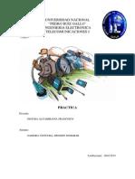 TELECOI - PRACTICA2 - DETERMINAR ESPECTROS CON FOURIER