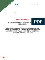 Bases Integradas Ads Nº 008-2014-Ejecucion de Obra Urb.la Esmeralda-ok