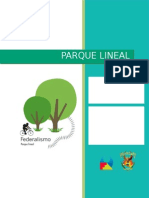 Parqu lineal Federalismo