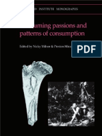 MILNER, N. y P. MIRACLE (Eds.). Consuming passions and patterns of consumption. 2002.pdf