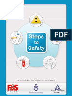 Steps to Safety - Improving Workplace Basic Education and Health and Safety