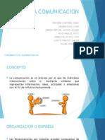 Fundamentos de La Administracion - La Comunicacion