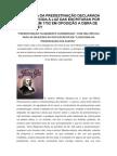 A Doutrina Da Predestinação Declarada e Estabelecida à Luz Das Escrituras Por John Gill Em 1752 Em Oposição a Obra de John Wesley