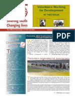 VSO Namibia Newsletter