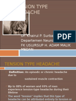 3. Tension Type Headache.ppt