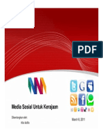 Media Sosial Untuk Kerajaan