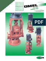 UND-II-IL Bombas centrifugas