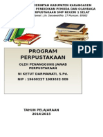 Program Perpustakaan SMP