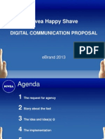 Niveahappyshave Digitalcommunicationproposal Revised 131109002539 Phpapp02
