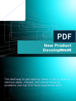 New Product Development Presentation