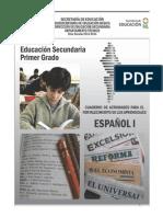 Cuaderno de Actividades - Español
