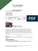 e-portfolio assignment0815