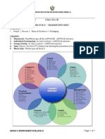 Worksheets All Block II
