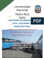 Informe de Delgados-UNPRG