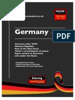 Edexcel IGCSE Germany 1918-45