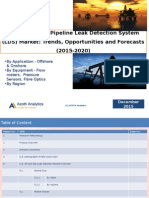 US Oil and Gas Pipeline Leak Detection System (LDS) Market