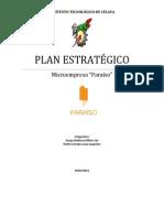 Plan Estratégico Paletería