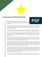Accordo UE - Vietnam