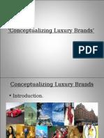 LBM - Brand Equity
