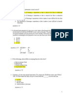 Finance Practice File 1 With Solutions