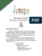 newsletter ch 5 6 7 educ 101 2014