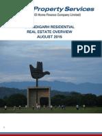 Chandigarh Residential Report Aug 2015