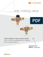 3-Way Mixing Valve en Lq