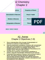 Arenes and Phenols Powerpoint