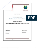 Online Railway Reservation System01