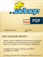 Hadoop Training in hyderabad@Kellytechnologies