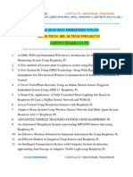 Embedded Ieee Papers List_2015-2016 Embedded Projects List,