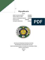 Laporan Kasus Hipoglikemia Updated