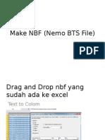NBF (Nemo BTS File)