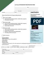 Sponsorship Registration Form[1]