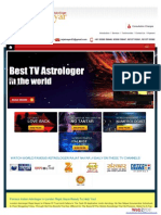 Best & Famous Indian Astrologer in London, UK